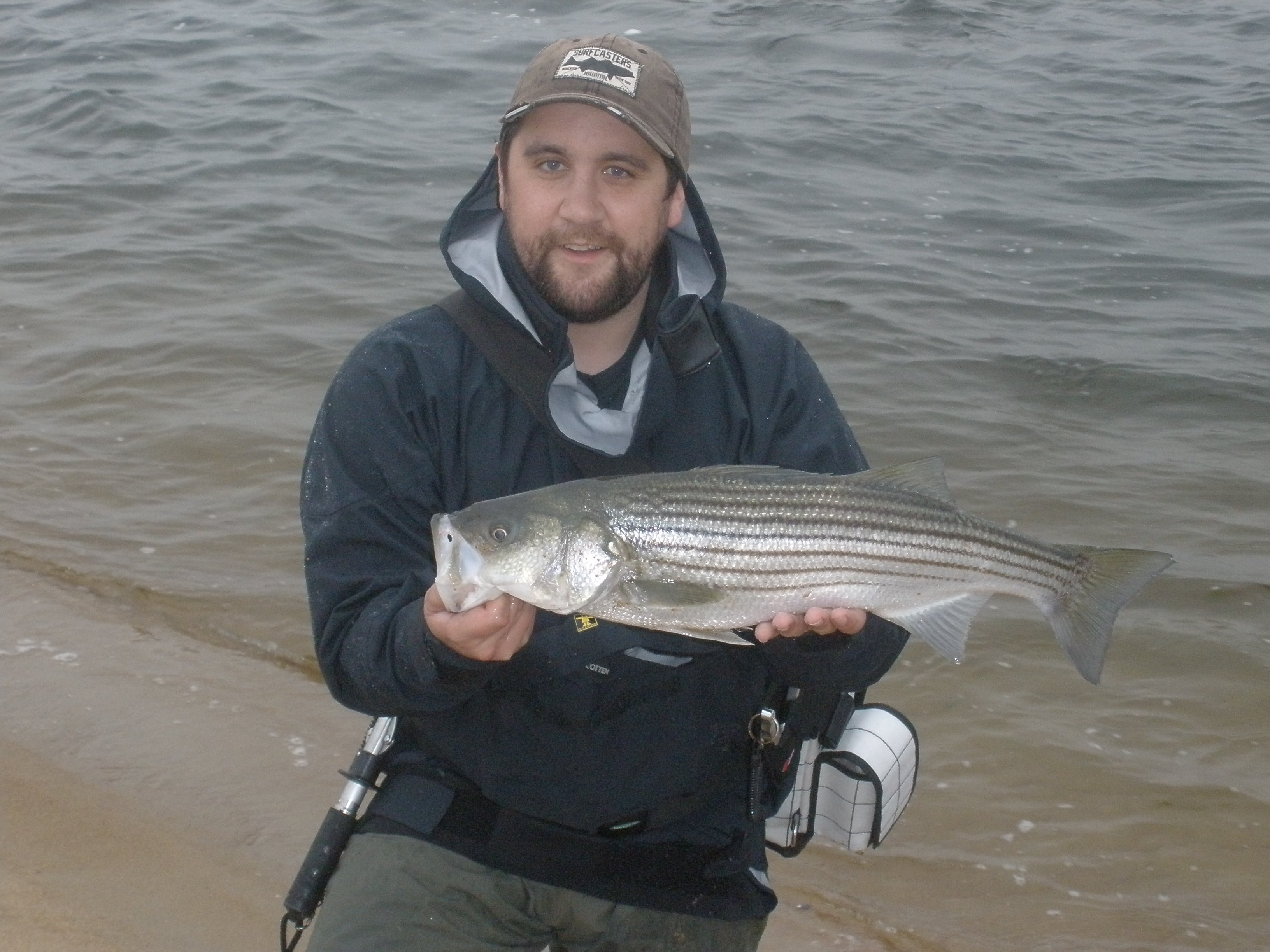 Surfland bait and tackle plum island fishing weekend for Island fishing tackle