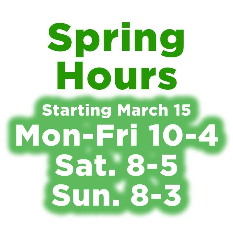 Spring-Hours