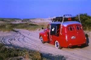 Photo by Bob Smith, circa 1960. Plum Island Beach.