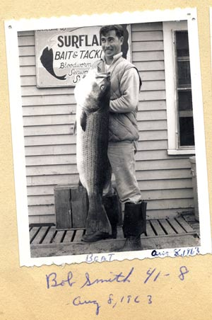 Bob Smith, 1963, 41 pounds