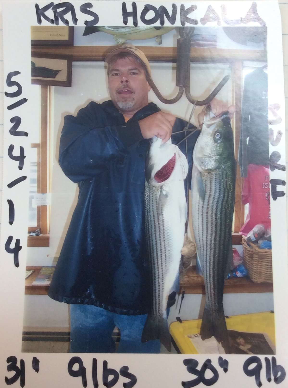 Surfland Bait and Tackle – Plum Island Fishing » May 27
